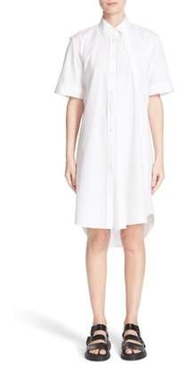 Public School Cotton Shirtdress