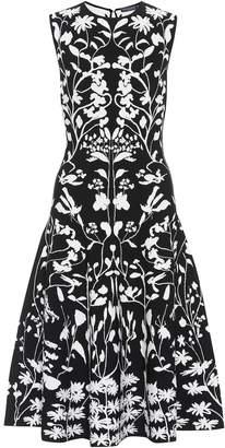 4bc28a32ba3 Alexander McQueen Black Knit Dresses - ShopStyle