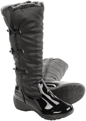 Khombu Abigail Winter Boots - Waterproof, Insulated (For Women) $49.99 thestylecure.com