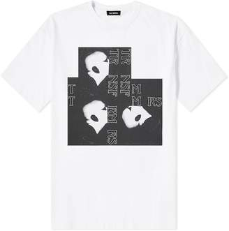 Raf Simons Regular Fit Bald Head Transformers Tee