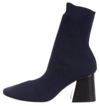 Celine Sock Ankle Booties