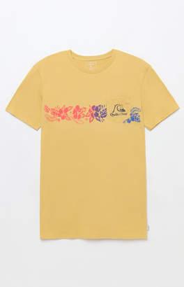 Quiksilver Tea Stripe Pocket T-Shirt