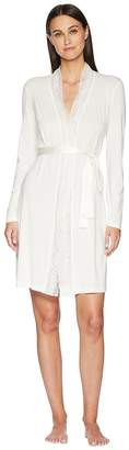 La Perla Citrine Short Robe Women's Robe