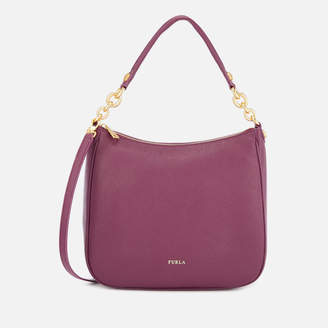 Furla Women's Cometa Medium Hobo Bag - Purple