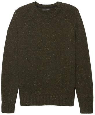 Banana Republic Donegal Crew-Neck Sweater