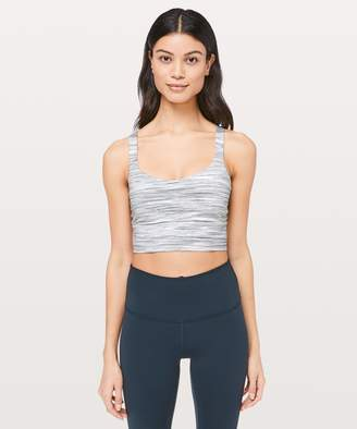 a2ade613ea6 Lululemon Free To Be Bra  Long Line Online Only