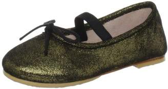 Bloch Baby Girls' Toddler Sirenetta First Walking Shoes Black