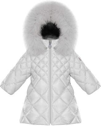 f3a1b16c5 Moncler White Girls  Outerwear - ShopStyle
