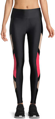Lanston Carver Side Block Performance Leggings