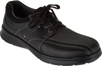 Clarks Men's Leather Lace-up Shoes - Cotrell Walk