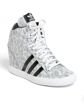 adidas 'Basket Profi' Hidden Wedge Sneaker (Women)