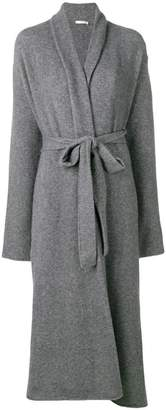 The Row (ザ ロウ) - The Row belted cardi-coat