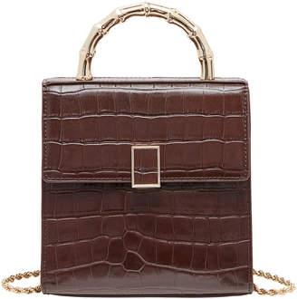 Loeffler Randall Tani Mini Leather Bag