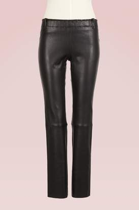 Jagger Stouls 7/8 Leather Legging