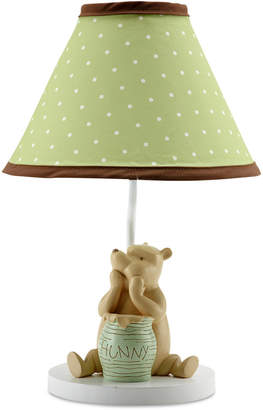 Disney My Friend Pooh Lamp Bedding