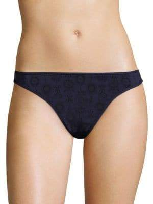 Marlies Dekkers Signature Space 4CM Strappy Thong