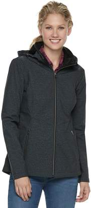 ZeroXposur Women's Lillian Hooded Soft Shell Jacket