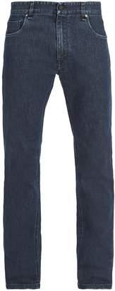 Fendi Mid-rise slim-leg jeans