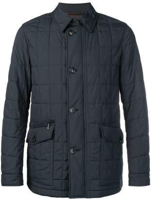 Ermenegildo Zegna technical fabric jacket
