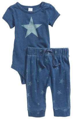 Nordstrom Star Bodysuit & Pants Set