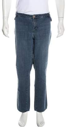 Michael Kors Relaxed Five-Pocket Jeans