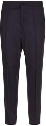 Ermenegildo Zegna Melange Tailored Trousers
