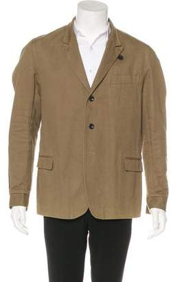 Oliver Spencer Twill Sport Coat