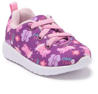 Peppa Pig ESQUIRE Athletic Sneaker (Toddler)