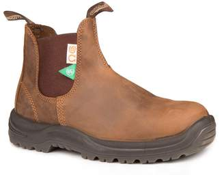 Blundstone 164 CSA Safety in Brown