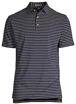 Peter Millar Men's Halifax Stripe Polo