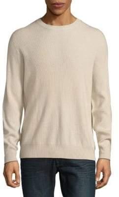 Brunello Cucinelli Rib-Trimmed Cashmere Sweater