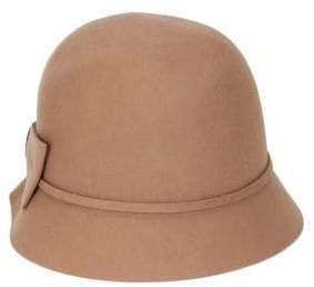 Betmar Dixie Wool Cloche Hat