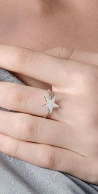 Gorjana Star Ring