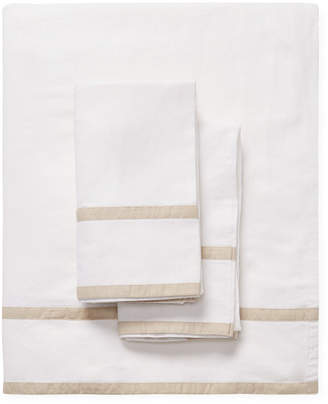 Melange Home Parallel Border Sheet Set