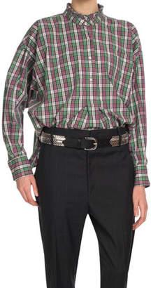 Etoile Isabel Marant Kane Skinny Leather Belt