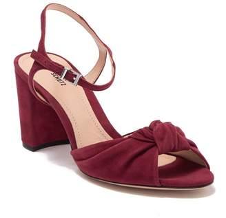 Schutz Lia Knot Heeled Sandal