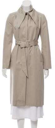 Balenciaga Structured Trench Coat