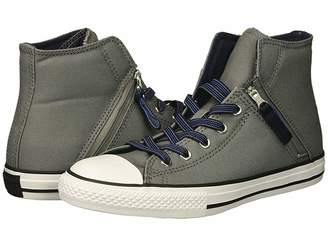 Converse Chuck Taylor All Star Pull-Zip - Hi (Little Kid/Big Kid)