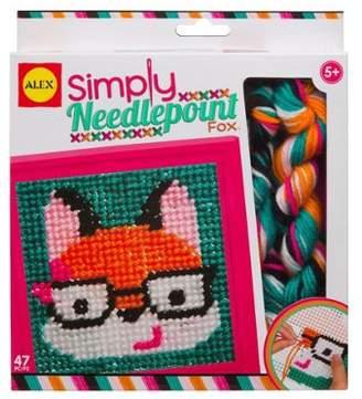 Alex Needlepoint Fox Sewing Kit