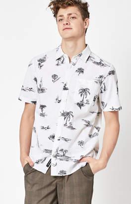 Vans Dive Bomb Short Sleeve Button Up Shirt