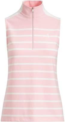 Ralph Lauren Tailored Fit Sleeveless Polo