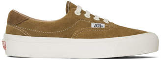 Vans Brown Suede OG Era 59 LX Sneakers