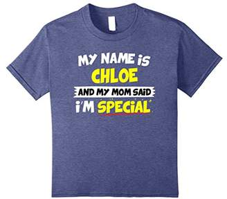 Chloé T-Shirt My Mom Said I'm Special