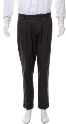 John Varvatos Glen Plaid Dress Pants