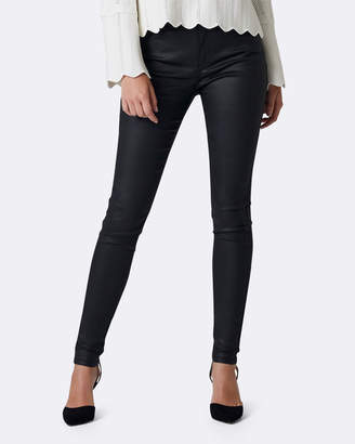 Petite Ivy Mid-Rise Full-Length Jeans