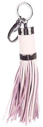 Rebecca Minkoff Leather Tassel iPhone Charger