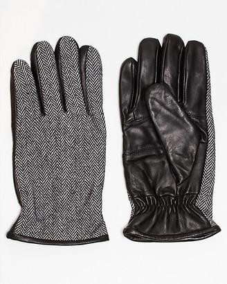 Le Château Leather & Fabric Glove