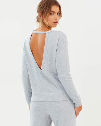 Bonds Active Back Out Pullover