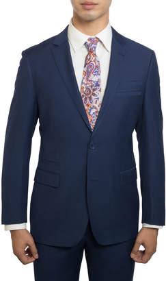 English Laundry Men's Slim-Fit Solid Twill Sport Jacket