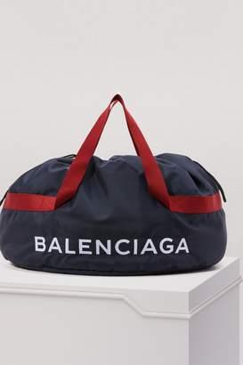 Balenciaga Wheel bag